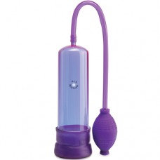 "Пенис помпа ""PUMP WORX POWER PURPLE"" 19 см."