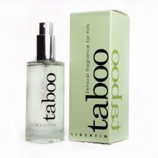 """Мъжки парфюм с феромони """"TABOO"""" 50 мл. Козметика"""