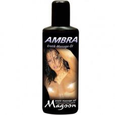 """Еротично масажно олио """"MAGOON"""" 100 ml. Амбра Козметика"""