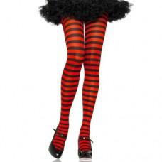 """Секси чорапогащник """"LA BLACK AND RED"""" Бельо за нея"""