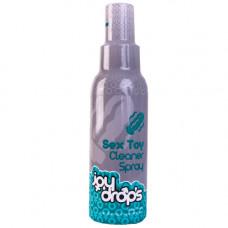 """Спрей за почистване на секс играчки """"JOY DROPS"""" 100 ml. Аксесоари"""