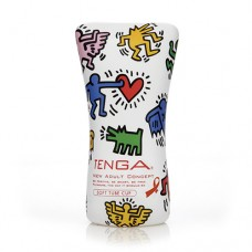 Keith Haring Soft Tube Cup