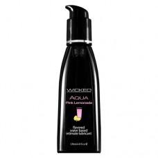 Лубрикант Wicked Aqua Pink Lemonade Козметика