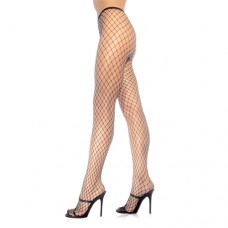 Diamond Fishnet Pantyhose Бельо за нея