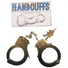 Handcuffs Metal Садо-Мазо / B.D.S.M.