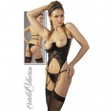 Suspender Set Black