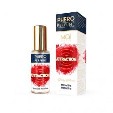 Феромонен парфюм за мъже Attraction Козметика