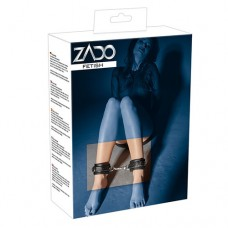 Белезници за крака с метална карабина Садо-Мазо / B.D.S.M.